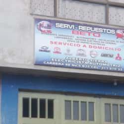 Servi-Repuestos Beto en Bogotá