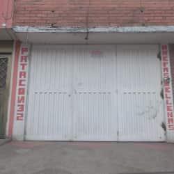 Patacones Arepas Rellenas en Bogotá