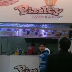 Sandwich Pinky en Bogotá