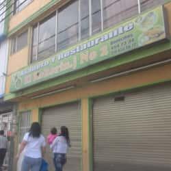 Asadero Y Restaurante Kokorin. J # 2 en Bogotá