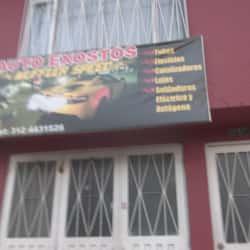 Auto Exostos  en Bogotá