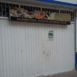 Salsamentaria en la 113 en Bogotá