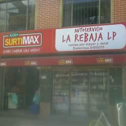 Autoservicio La Rebaja LP en Bogotá