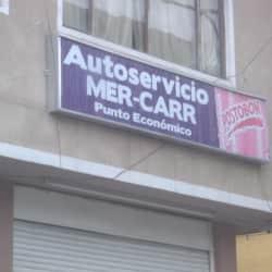 Autoservicio Mer-carr en Bogotá