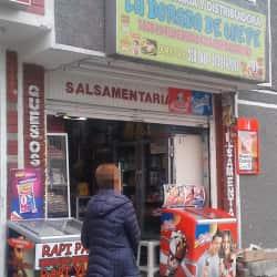 Salsamentaria La Dorada de Chepe en Bogotá