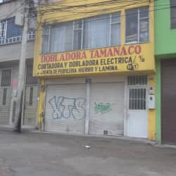 Dobladora Tamanaco en Bogotá