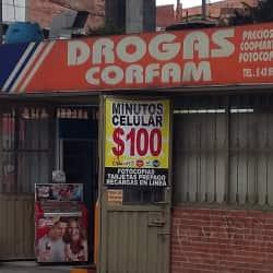 Drogas Corfam en Bogotá