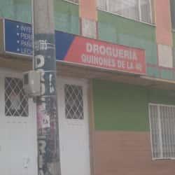 Drogueria Quiñones de la 40 en Bogotá