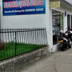 Drogueria Quinta Paredes en Bogotá