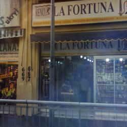 La Fortuna en Santiago