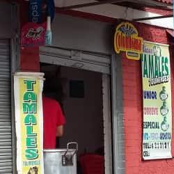 Ricos Tamales Tolimenses en Bogotá