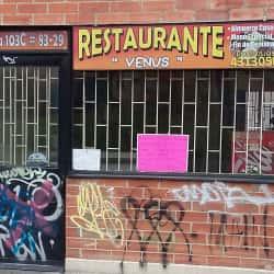 Restaurante Venus en Bogotá