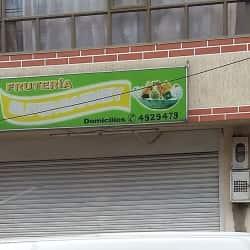 Frutería Superbarney en Bogotá