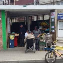 Fruver en la 65 en Bogotá