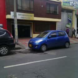 Restaurante Bar Sabor y Son en Bogotá