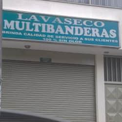 Lavaseco Multibanderas en Bogotá