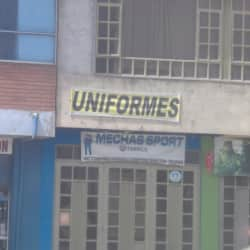 Uniformes Mechas Sport en Bogotá