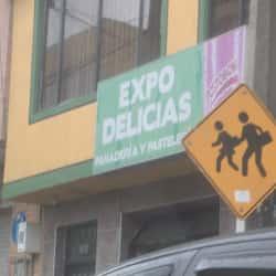 Expo Delicias en Bogotá