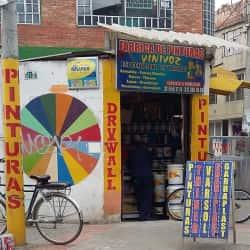 Fabrica de Pinturas Vinivoz en Bogotá