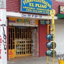 Ferre-electricos El Pijao en Bogotá