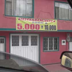 Promocion Todo A 5000 y 10.000 en Bogotá