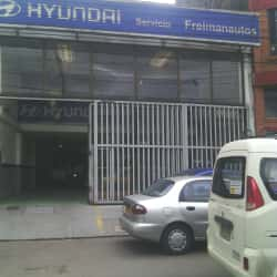 Freimanautos  en Bogotá