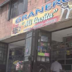"""Granero """"Mi Casita"""" en Bogotá"""