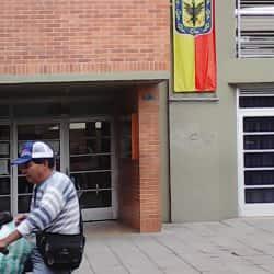I.e.d Manuela ayala de gaitan sede a en Bogotá