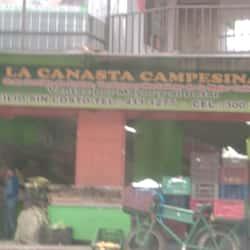 La Canasta Campesina Calle 13 en Bogotá