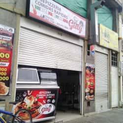 Mexicana e Italiana Gutty  en Bogotá