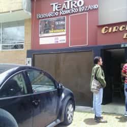 Teatro Bernardo Romero Lozano en Bogotá