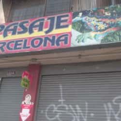 Pasaje Barcelona en Bogotá
