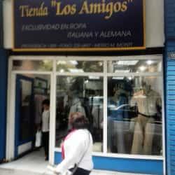 Tienda Los Amigos en Santiago