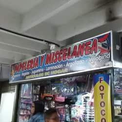 Papelería y Miscelánea Artículos del Hogar  en Bogotá