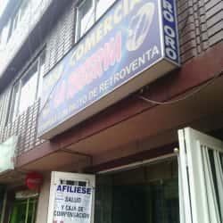 Casa Comercial La Reserva en Bogotá