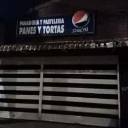 Panaderia y Pasteleria Panes y Tortas en Bogotá