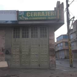 Cerrajeria Carrera 89C en Bogotá
