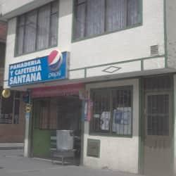 Panadería Y Cafetería Santana en Bogotá