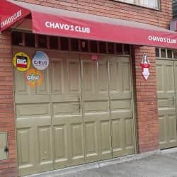 Chavo's club en Bogotá