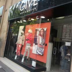 Give - Estado en Santiago