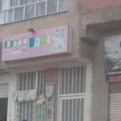 Pañalera Dani en Bogotá