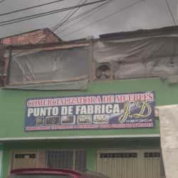 Comercializadora de Muebles J.D en Bogotá