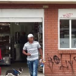 Pantojos en Bogotá