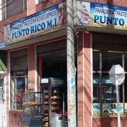 Panadería Punto Rico M.I. en Bogotá