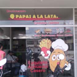 Papas a la Lata en Bogotá