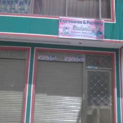 Expresiones & Papelería Cinderella en Bogotá