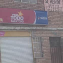 Paga Todo Para Todo Transversal 72F con 39I en Bogotá