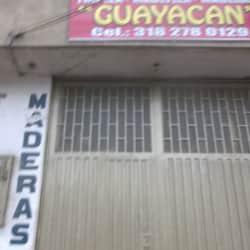 Guayacan en Bogotá