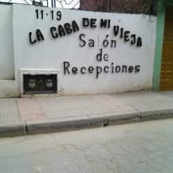 La Casa de mi Vieja en Bogotá