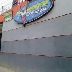 Monster Car Wash en Bogotá